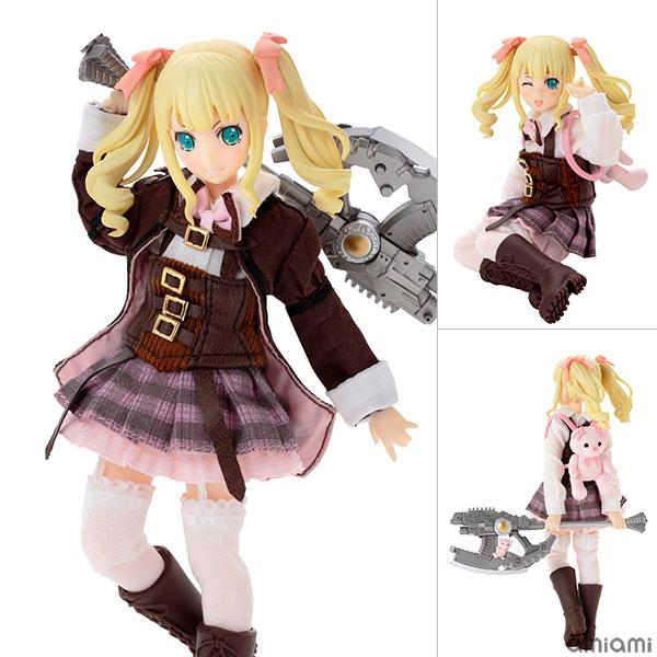 1/12 Assault Lily Series 038