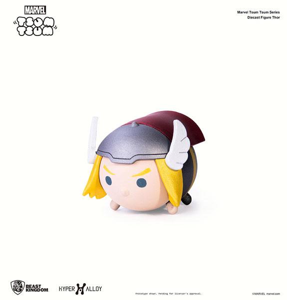 『マーベル ツムツム』 メタル・フィギュア ソー[ビーストキングダム]《発売済・在庫品》