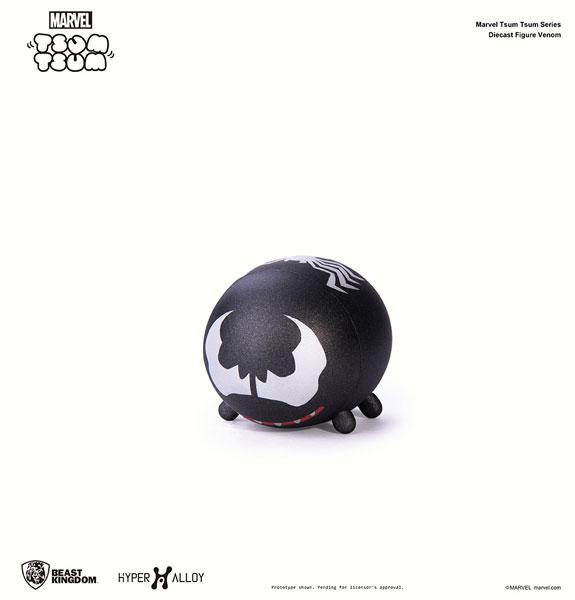 『マーベル ツムツム』 メタル・フィギュア ヴェノム[ビーストキングダム]《発売済・在庫品》