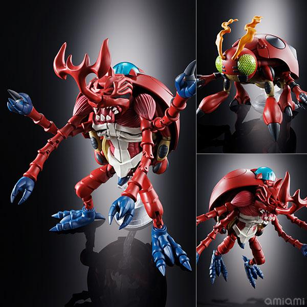 超進化魂 06 アトラーカブテリモン 『デジモンアドベンチャー』