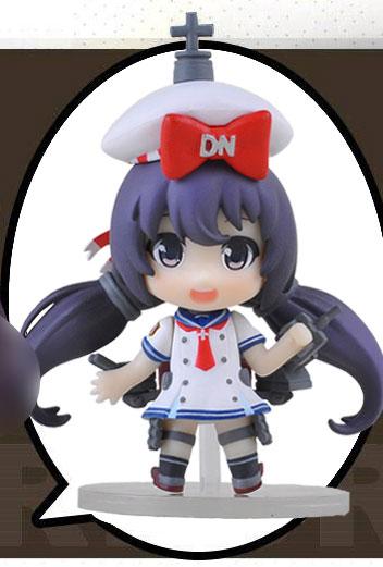 Moraririn Q - Senkan Shoujo R: Antonio da Noli Mini Figure(Provisional Pre-order)モラリリンQ 戦艦少女R アントニオ・ダ・ノリ ミニフィギュアScale Figure