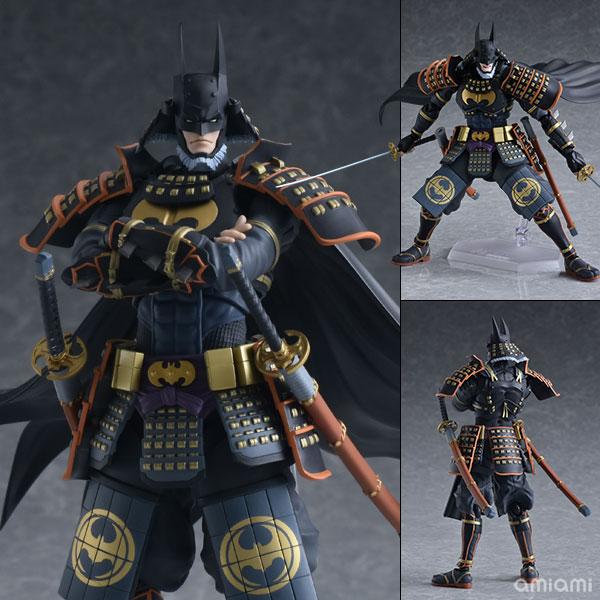[Exclusive Sale] figma - Batman Ninja DX Sengoku Edition(Pre-order)【限定販売】figma ニンジャバットマン DX戦国エディションFigma