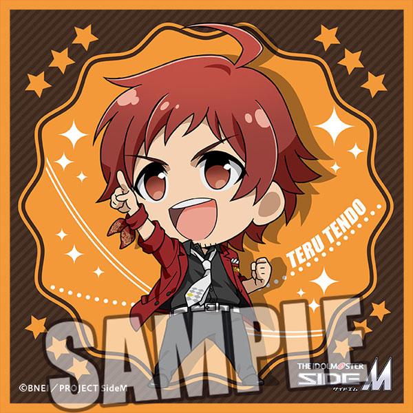TVアニメ アイドルマスター SideM マイクロファイバーミニタオル「天道輝」[ブロッコリー]《05月予約》
