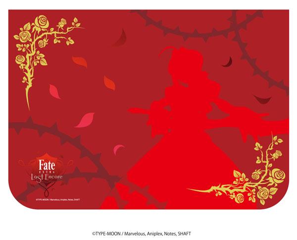 キャラフラップ「Fate/EXTRA Last Encore」01/セイバーイメージデザイン[A3]《05月予約》