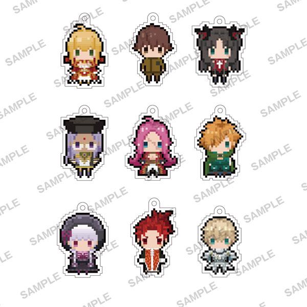 Fate/EXTRA Last Encore ぷちびっとストラップコレクション 9個入りBOX[KADOKAWA]《07月予約》