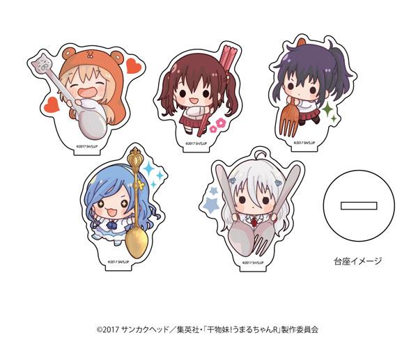 フォトきゃらコレクション「干物妹!うまるちゃんR」01/ 5個入りBOX[A3]《05月予約》