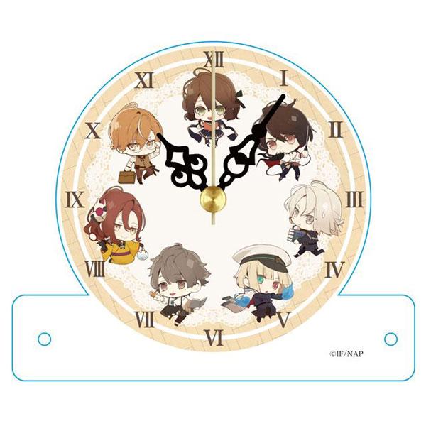 ニル・アドミラリの天秤 アクリル置時計[シーズナルプランツ]《05月予約》
