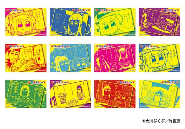 ポプテピピック トレーディング缶マグネット 12個入りBOX[PROOF]《07月予約》