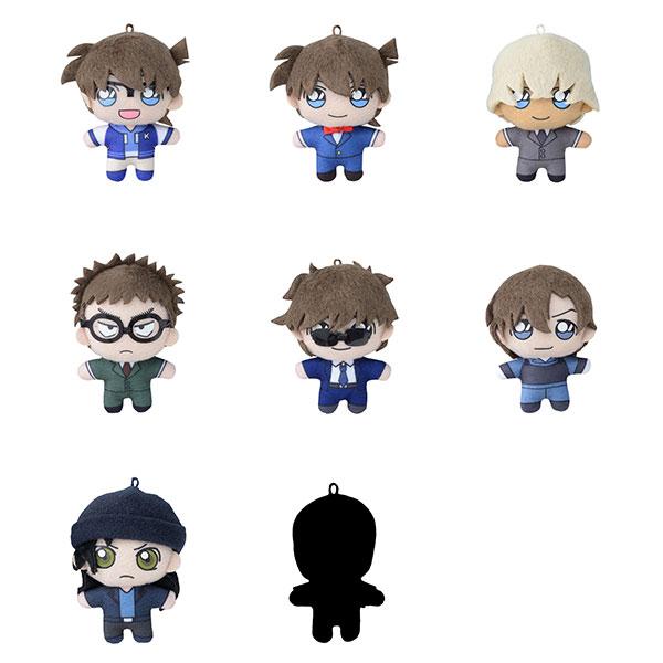 名探偵コナン ぷちぬいマスコット Vol.3 8個入りBOX[セガ]《08月予約》