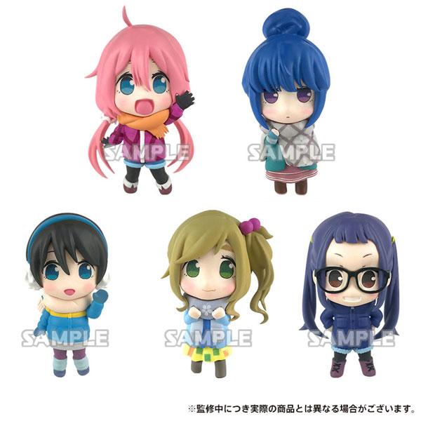 ゆるキャン△ コレクションフィギュア 6個入りBOX