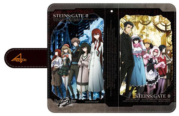 STEINS;GATE 0 手帳型スマートフォンケース[ムービック]《07月予約》
