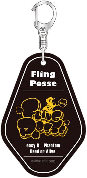 【限定商品】ヒプノシスマイク -Division Rap Battle- アクリルキーホルダー「Fling posse」