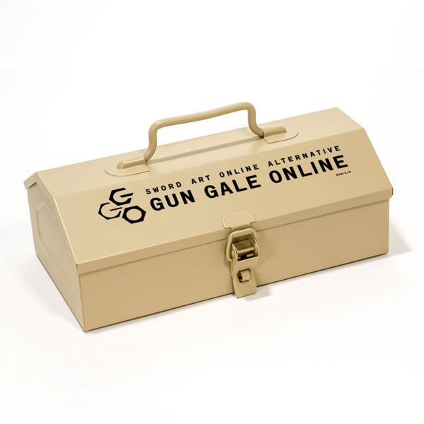 ソードアート・オンライン オルタナティブ ガンゲイル・オンライン GGO山型ツールボックスTAN[グルーヴガレージ]《08月予約》