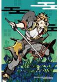 ジグソーパズル プリズムアートプチ 刀剣乱舞-ONLINE- ソハヤノツルキ(菖蒲) 70ピース (97-190)[やのまん]《06月予約》
