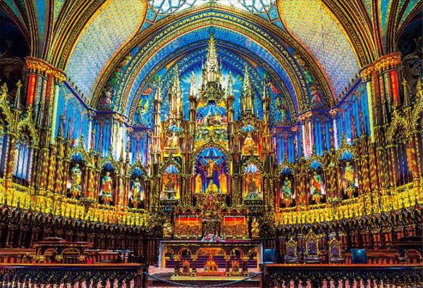 ジグソーパズル ノートルダム大聖堂 2000スモールピース(S32-510)[ビバリー]《08月予約》