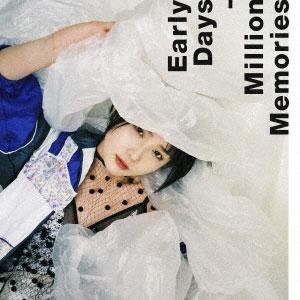 CD 暁月凛 / 「Early Days/Million Memories」 通常盤 (TVアニメ 実験品家族 -クリーチャーズ・ファミリー・デイズ- OPテーマ)[SME]《取り寄せ※暫定》