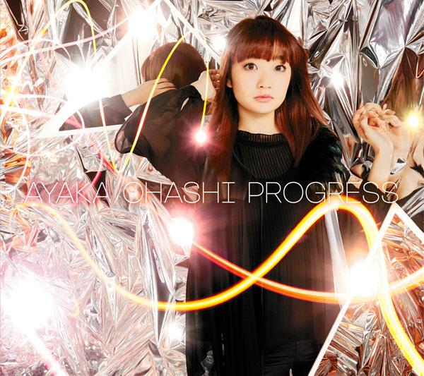 CD 大橋彩香 / PROGRESS 初回限定盤 Blu-ray Disc付[ランティス]《在庫切れ》