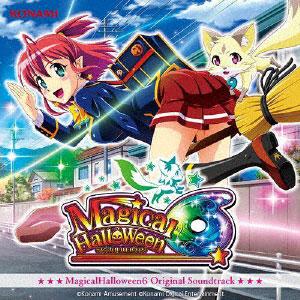 CD Magical Halloween6 Original Soundtrack