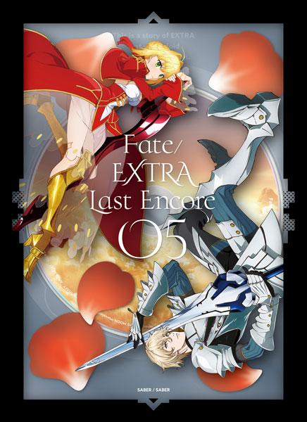 BD Fate/EXTRA Last Encore 5 完全生産限定版 (Blu-ray Disc)