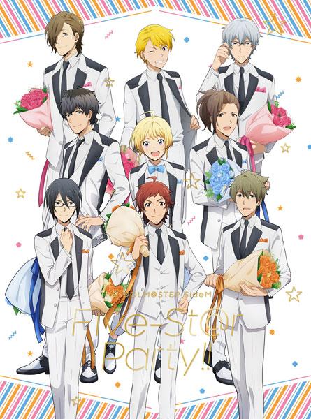DVD アイドルマスター SideM Five-St@r Party!! 完全生産限定版