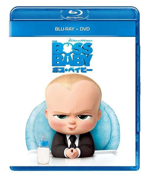 BD+DVD ボス・ベイビー (Blu-ray Disc)