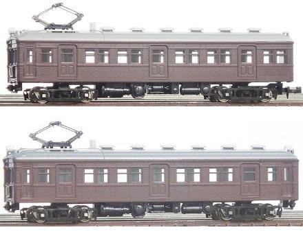 310 国鉄クモハ11/12形 2両セット 未塗装エコノミーキット[グリーンマックス]《09月予約》