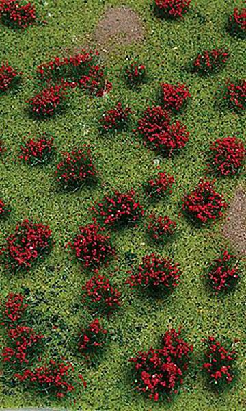 HOスケール 情景シート(花盛りの牧草地)(再販)[JTTミニチュアツリー]《07月予約》