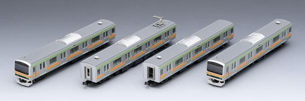 98301 JR E231 3000系通勤電車(川越・八高線)セット (4両)[TOMIX]【送料無料】《11月予約》