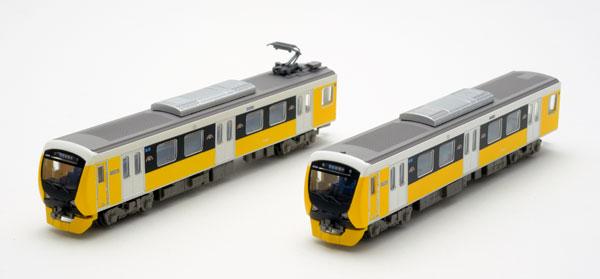 鉄道コレクション 静岡鉄道A3000形(Brillant Orange Yellow)2両セットD