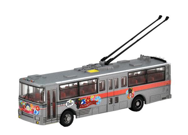 鉄道コレクション 関電トンネルトロリーバス 300型 ラストイヤーラッピング[トミーテック]《10月予約》