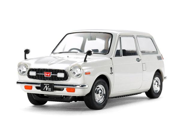 1/18 チャレンジャーシリーズ Honda N III360 プラモデル[タミヤ]《発売済・在庫品》
