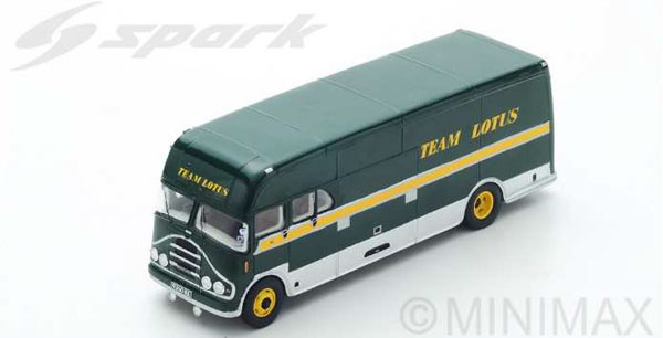 1/43 Bedford transporter Team Lotus 1963-1967[スパーク]《10月仮予約》