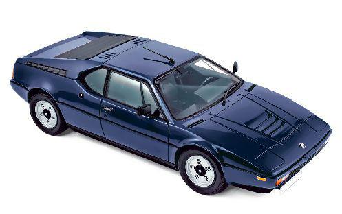 1/18 BMW M1 1980 ブルー[ノレブ]《11月仮予約》