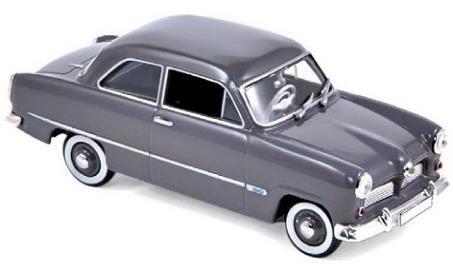 1/43 フォード 12M 1954 メタリックブルー[ノレブ]《11月仮予約》