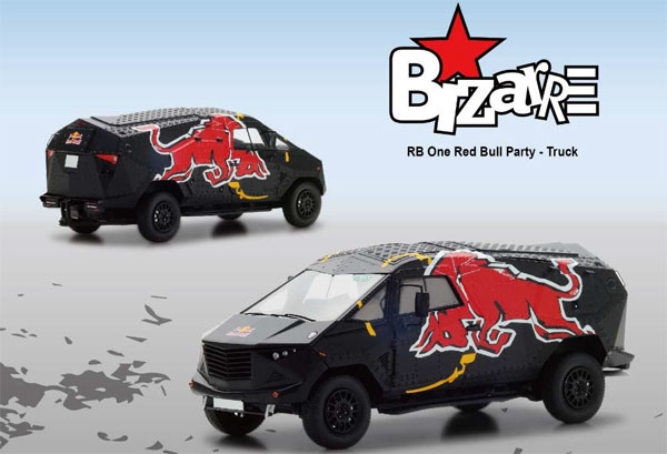 1/43 Red Bull Event Car[ビザール]《09月予約※暫定》