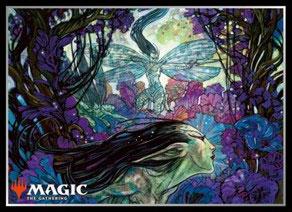 マジック:ザ・ギャザリング プレイヤーズカードスリーブ ≪苦花≫(MTGS-048) パック