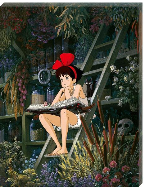 ジグソーパズル 魔女の宅急便 アートボードジグソー 少女の時間 366ピース (ATB-04)