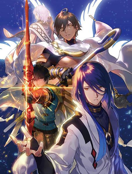 CD Fate/Prototype 蒼銀のフラグメンツ Drama CD & Original Soundtrack 4 -東京湾上神殿決戦-