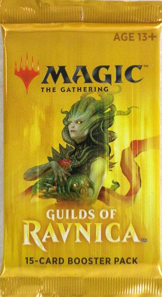 マジック:ザ・ギャザリング ラヴニカのギルド ブースターパック 英語版 パック