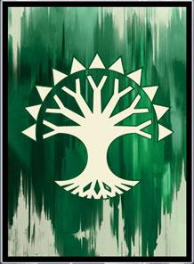マジック:ザ・ギャザリング プレイヤーズカードスリーブ 『ラヴニカのギルド』 ≪セレズニア議事会≫ (MTGS-053) パック