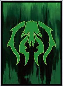 マジック:ザ・ギャザリング プレイヤーズカードスリーブ 『ラヴニカのギルド』 ≪ゴルガリ団≫ (MTGS-055) パック
