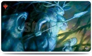 マジック:ザ・ギャザリング [レジェンダリーコレクション] 小型プレイマット V8 幽霊の酋長、カラドール