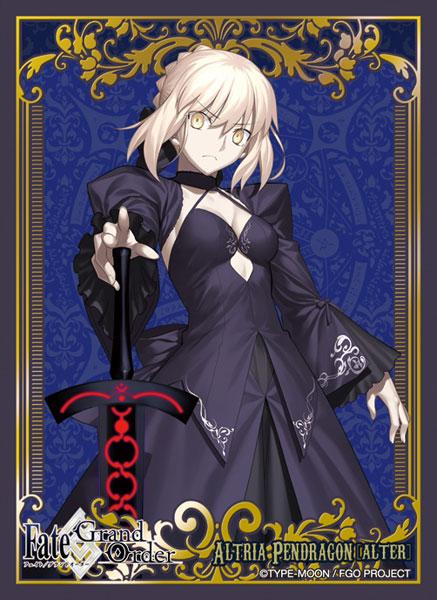 ブロッコリーキャラクタースリーブ プラチナグレード Fate/Grand Order「セイバー/アルトリア・ペンドラゴン[オルタ]」