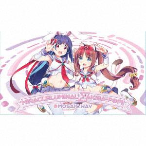 CD MOSAIC.WAV / MiracleluminalΣAKIBA-POP 初回限定版