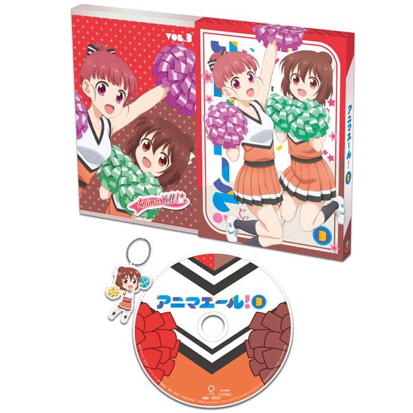 DVD アニマエール! DVD Vol.3
