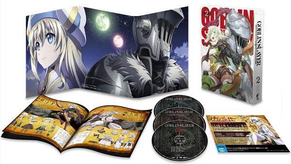 DVD ゴブリンスレイヤー 2 初回生産限定