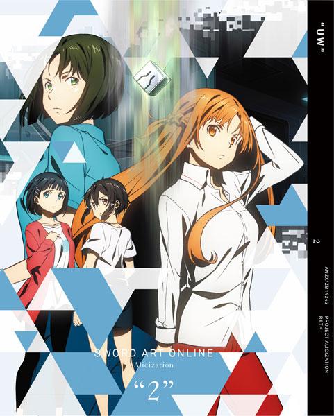 DVD ソードアート・オンライン アリシゼーション 2 完全生産限定版