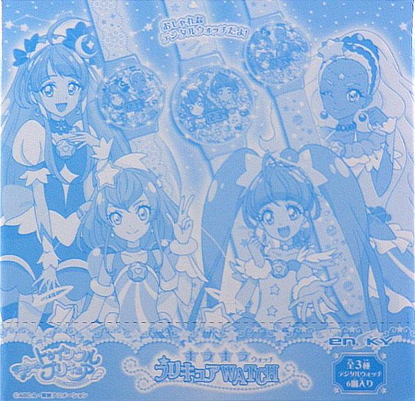 スター☆トゥインクルプリキュア キラキラプリキュアウォッチ 6個入りBOX