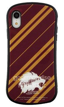 ハリー・ポッター iPhone XR 対応 ハイブリッドガラスケース グリフィンドール (HP-25A)