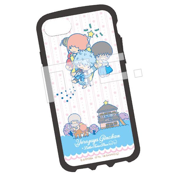 銀魂×Sanrio characters IJOY iPhoneケース(8/7/6s/6対応) 万事屋
